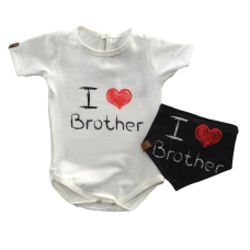 Conjunto Body e Bandana - Love Brother - Yoh!Lord