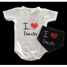 Conjunto Body e Bandana - Love Dinda - Yoh!Lord