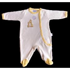 Macacão Longo Girafinha - Proteção Solar Uv50 - PiuPiu