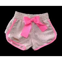 Short Moletinho Pink - YoLoveYo