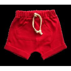 Short Saruel Vermelho - BIBE