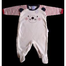 Macacão Longo Urso Robô - PiuPiu