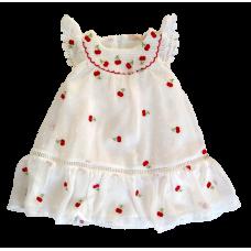 Vestido Cerejinha - Petit Cherie