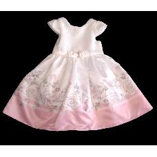 Vestido Romantic White - Petit Cherie