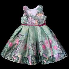 Vestido Safari - Petit Cherie