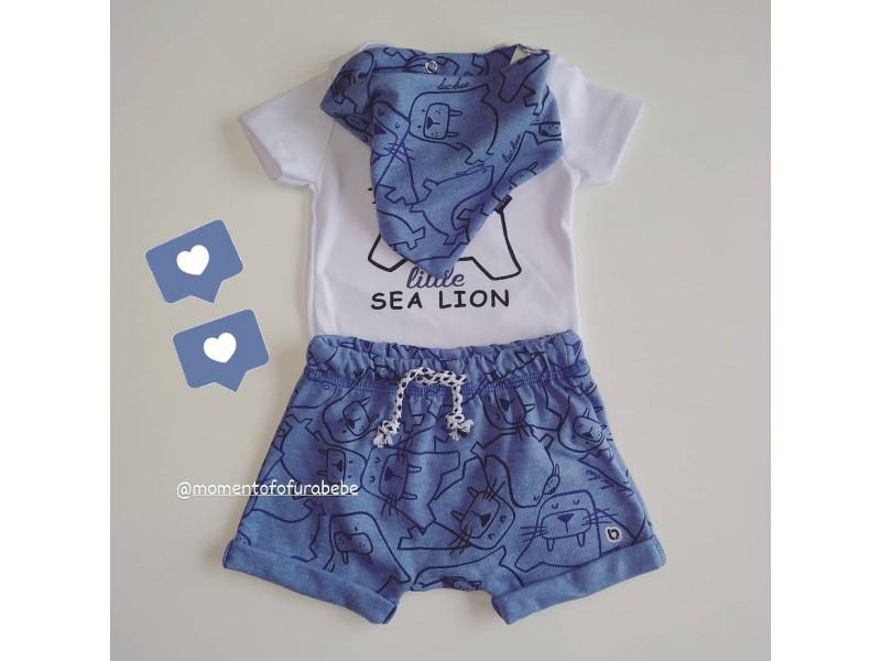 Conjunto Sea Lion - LucBoo